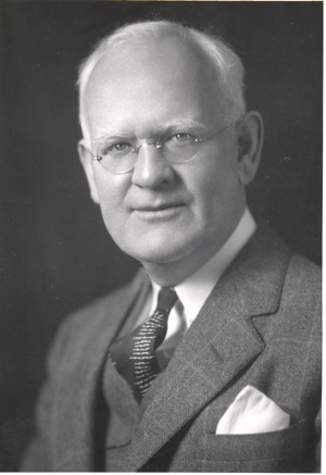 Portrait of Peter Salmon. Courtesy of the Archives of the American Foundation for the Blind