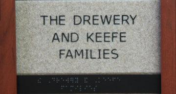 The Drewery and Keefe Families
