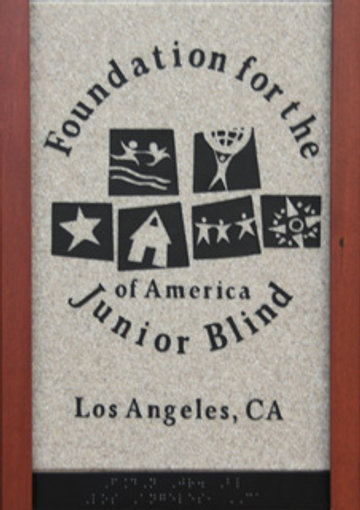 (logo) Foundation for the Junior Blind Los Angeles, CA