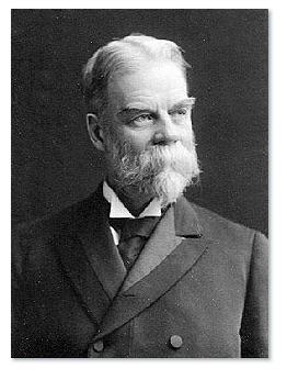 portrait of William B. Wait