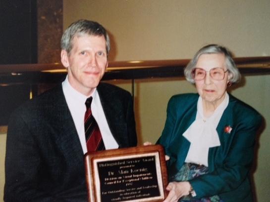 Alan J Koenig and Dr Evelyn Rex