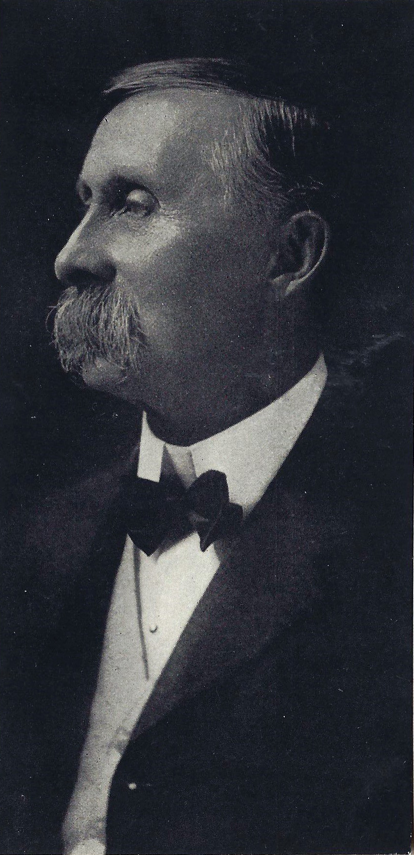 photo of Frank H. Hall